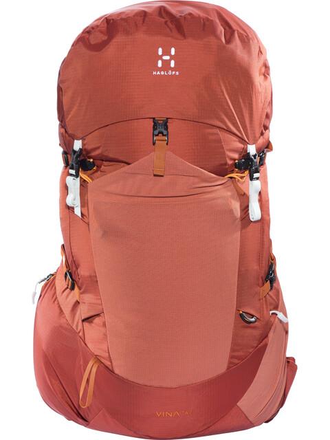 Haglöfs Vina 40 Backpack corrosion/dusty rust